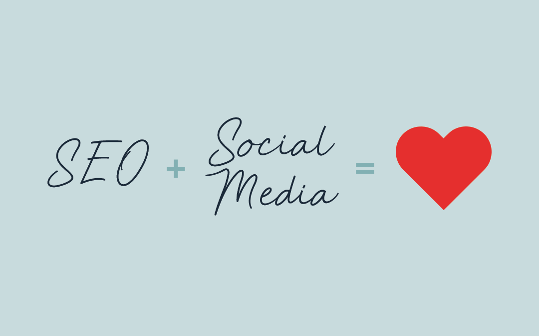 Correlation Between SEO & Social Media