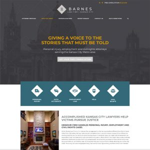 Barnes Law Firm